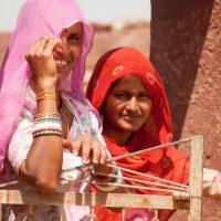 Jamna and usha (1)