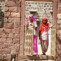 Jamna and usha (6)
